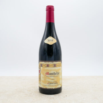 bouteille vin clavelier monthelie