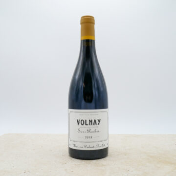 bouteille vin volnay sous roches 18